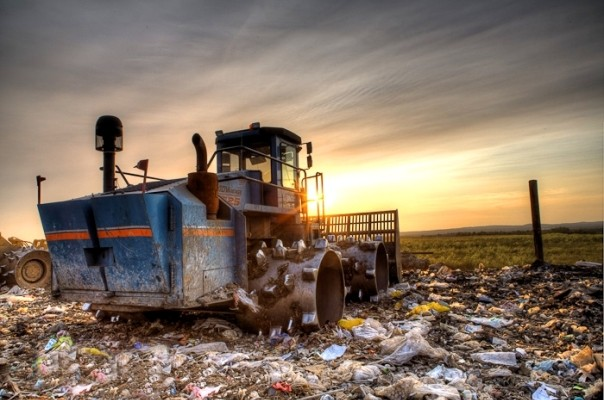Hey! What if our energy came from the landfill down the road?