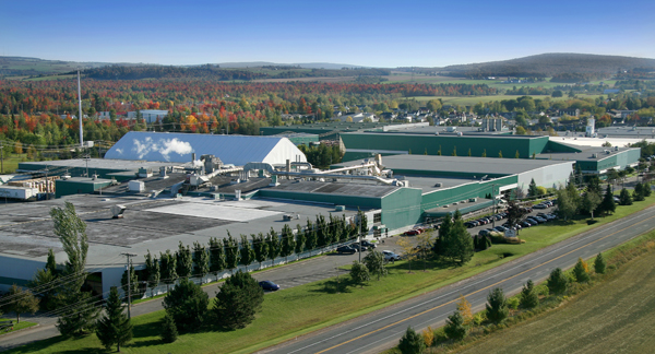 Cascades Plants Recognized by Hydro-Québec