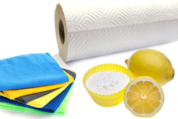 Greening your spring cleaning!