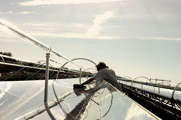 Cascades launches an important… solar energy project!
