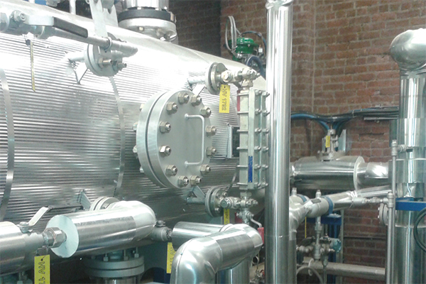 A Heat Recovery Steam Generator – A First at Cascades