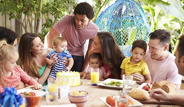 Kids' birthday parties: A mom's reflection on reducing over-consumption