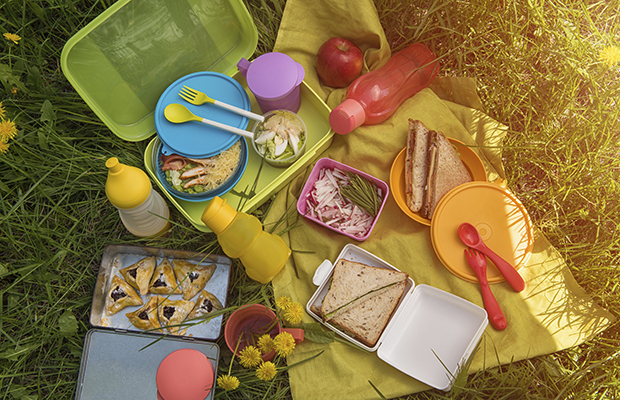4 tips for a zero-waste picnic
