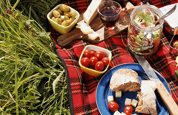 4 handy tips for a zero-waste picnic
