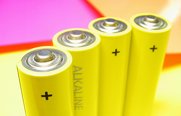 Hard-to-recycle items: Batteries and CDs