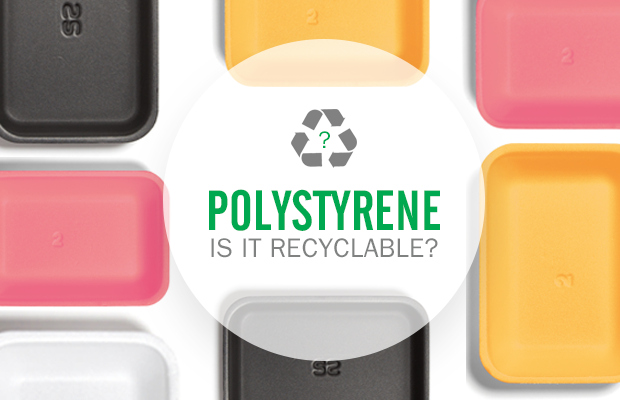 Polystyrene: Is it recyclable?
