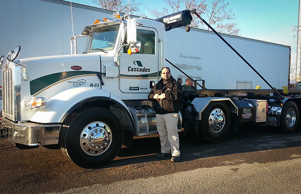 FEATURED CASCADER: ERIC DUFOUR, TRANSPORT MANAGER