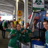 The Montreal Impact and Cascades partner up: soccer fans go green
